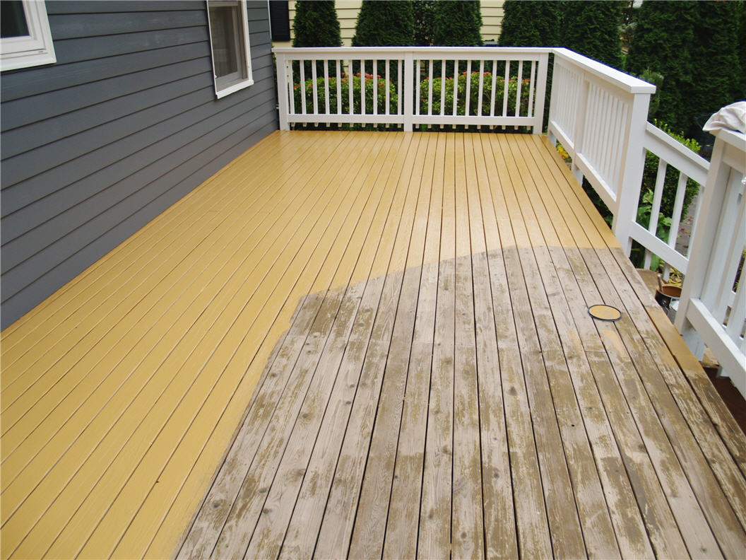 How To Repair A Deck Avdr
